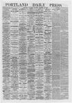 Portland Daily Press: December 28,1867