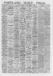Portland Daily Press: December 30,1867