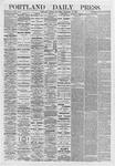 Portland Daily Press: December 31,1867