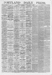 Portland Daily Press : January 02,1868