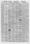 Portland Daily Press : January 04,1868