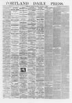 Portland Daily Press : January 06,1868