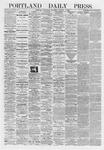 Portland Daily Press : January 08,1868