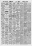 Portland Daily Press : January 09,1868
