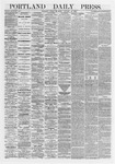 Portland Daily Press : January 10,1868