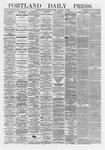 Portland Daily Press : January 11,1868