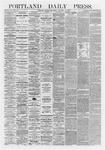 Portland Daily Press : January 13,1868