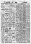 Portland Daily Press : January 15,1868