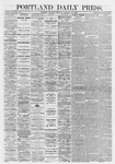 Portland Daily Press : January 16,1868