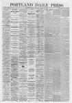 Portland Daily Press : January 17,1868