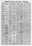 Portland Daily Press : January 18,1868