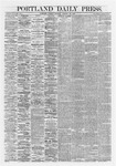 Portland Daily Press : January 21,1868