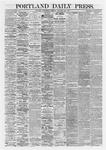 Portland Daily Press : January 22,1868