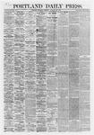 Portland Daily Press : January 23,1868