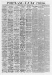 Portland Daily Press : January 24,1868
