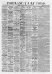 Portland Daily Press : January 25,1868