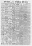 Portland Daily Press : January 27,1868