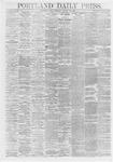 Portland Daily Press : January 28,1868