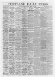 Portland Daily Press : January 30,1868