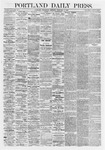 Portland Daily Press : February 05,1868