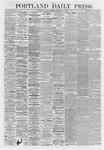 Portland Daily Press : February 07,1868