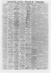 Portland Daily Press : February 10,1868