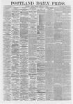 Portland Daily Press : February 11,1868