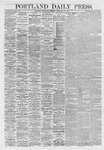 Portland Daily Press : February 12,1868
