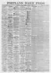 Portland Daily Press : February 13,1868