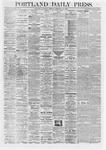 Portland Daily Press : February 15,1868