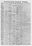 Portland Daily Press : February 18,1868