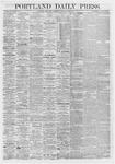 Portland Daily Press : February 20,1868