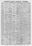 Portland Daily Press : February 21,1868