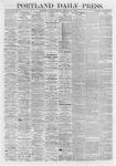 Portland Daily Press : February 22,1868