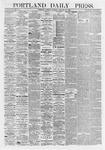 Portland Daily Press : February 25,1868
