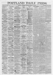 Portland Daily Press : February 26,1868
