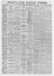 Portland Daily Press : February 27,1868