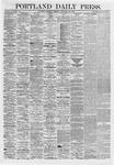 Portland Daily Press : February 29,1868