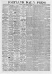 Portland Daily Press: March 03,1868