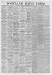 Portland Daily Press: March 04,1868