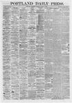 Portland Daily Press: March 05,1868