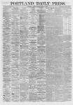 Portland Daily Press: March 06,1868