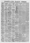 Portland Daily Press: March 09,1868
