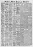 Portland Daily Press: March 10,1868