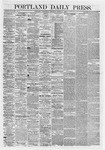 Portland Daily Press: March 11,1868