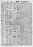 Portland Daily Press: March 14,1868