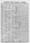 Portland Daily Press: March 16,1868