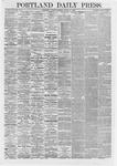Portland Daily Press: March 17,1868
