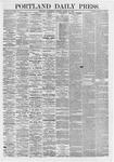 Portland Daily Press: March 18,1868