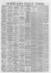 Portland Daily Press: March 19,1868